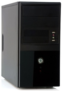 Системный блок AMD® A6-3650 X4 (2.6GHz, 4Mb, 100W) FM1/ AMD A75 Chipset/ 500Gb SATA HDD/ 4096Mb DDR3-1333/ DVD±RW