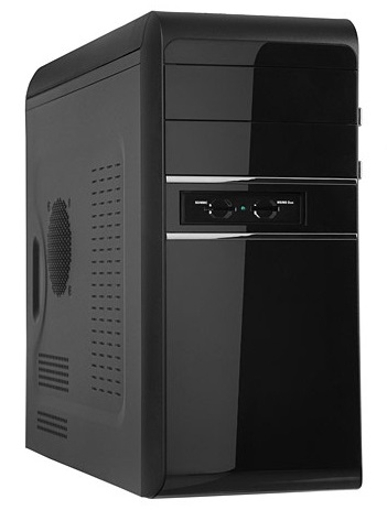 Системный блок AMD® A8-5500 X4 (3.2GHz, 4Mb, 65W) FM2/ AMD A75 Chipset/ 500Gb SATA HDD/ 4096Mb DDR3-1333/ CR/ DVD±RW/ Win7Pro