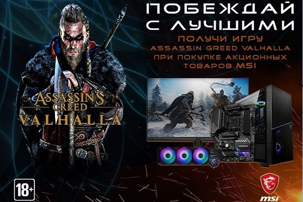 ASSASSIN'S CREED Вальгалла MSI
