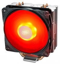 Кулер DEEPCOOL GAMMAXX 400 V2 RED