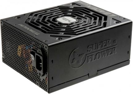 Блок питания Super Flower Leadex Titanium 850W