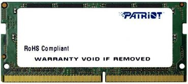 Модуль памяти Patriot 8Gb PC19200 DDR4 SODIMM PSD48G240081S