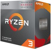 Процессор AMD Ryzen 3 3200G 3.6GHz sAM4 Box