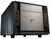 Корпус Cooler Master Elite 120 Advanced Black/Black, USB 3.0 x1, USB 2.0 x 2, 12мм fan, mITX