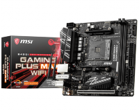 Материнская плата MSI B450I GAMING PLUS MAX WIFI, AMD B450, sAM4, mini-ITX