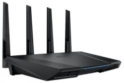 Wi-Fi роутер Asus RT-AC87U 10/100/1000BASE-TX черный