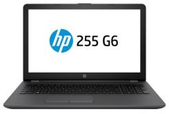 "Ноутбук HP 255 G6 E2 9000e/ 4Gb/ 500Gb/ DVD-RW/ AMD Radeon R2/ 15.6""/ SVA/ HD (1366x768)/ Free DOS/ black/ WiFi/ BT/ Cam"