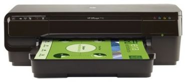 Принтер HP OfficeJet 7110 ePrinter H812a (CR768A), A3, 4800x1200 т/д, 33/29 стр чб/цвет, 128 Мб, USB 2.0, сеть, Wi-Fi