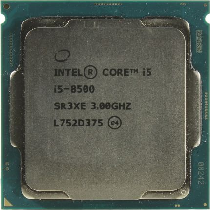 Процессор Intel Core i5-8500 3.0GHz s1151v2 OEM