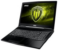 "Ноутбук MSI WE63 8SJ-222RU 15.6""(1920x1080 (матовый))/ Intel Core i7 8750H(2.2Ghz)/ 16384Mb/ 1000+128SSDGb/ noDVD/ Ext:nVidia Quadro P2000(4096Mb)/ Cam/ BT/ WiFi/ 51WHr/ war 3y/ 2.4kg/ black/ W10Pro"
