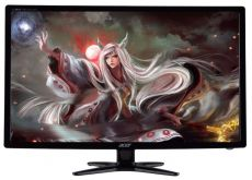 "Монитор Acer 27"" G276HLJbidx черный TN LED 1ms 16:9 DVI HDMI полуматовая 250cd 1920x1080 D-Sub FHD 4.6кг"
