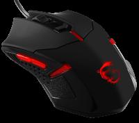 Мышь MSI Interceptor DS B1 GAMING Mouse, Black, USB