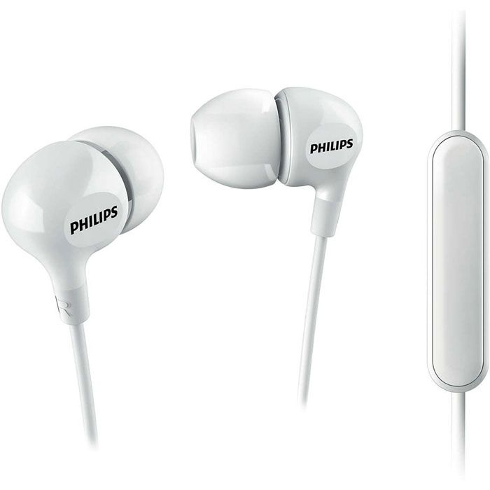 Гарнитура Philips SHE3555WT/00 белый SHE3555WT/00