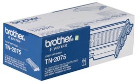 Картридж Brother TN-2075 чёрный
