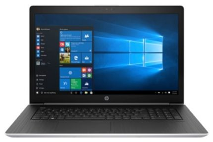 "Ноутбук HP ProBook 470 G5 17.3""(1920x1080)/ Intel Core i7 8550U(1.8Ghz)/ 8192Mb/ 512SSDGb/ noDVD/ NVIDIA GeForce 930MX(2048Mb)/ Cam/ BT/ WiFi/ 48WHr/ war 1y/ 2.5kg/ Metallic Grey/ W10Pro"