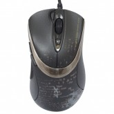 Мышь A4 Tech F4 V-Track Gaming Black USB
