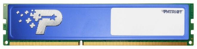 Модуль памяти DDR4 4Gb 2133MHz Patriot PSD44G213381H