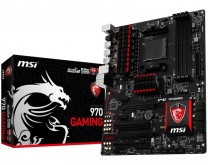 Материнская плата MSI 970 GAMING Soc-AM3+ AMD 970 4xDDR3 ATX AC`97 8ch(7.1) GbLAN