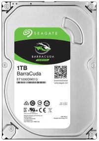 Жесткий диск Seagate SATA-III 1Tb ST1000DM010 Barracuda (7200rpm) 64Mb 3.5""