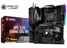 Материнская плата MSI MPG X570 GAMING EDGE WIFI, AMD X570, sAM4, ATX