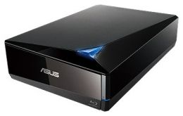 Привод Blu-Ray Asus BW-12D1S-U/BLK/G/AS Black RTL