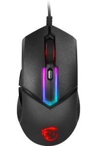 Мышь MSI Clutch GM30, Black, USB