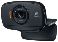 Веб-камера Logitech HD Webcam C525 черный 1.3Mpix USB2.0 с микрофоном