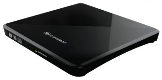Дисковод Transcend TS8XDVDS-K 8X Portable DVD Writer Black