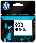 Картридж HP 920 Black для Officejet 6000/ 6500/ 7000/ 7500 (420 стр)