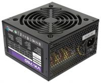 Блок питания Aerocool ATX 750W VX-750 (24+4+4pin) APFC 120mm fan 6xSATA