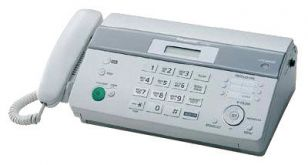 Факс Panasonic KX-FT982RU-B (черный)