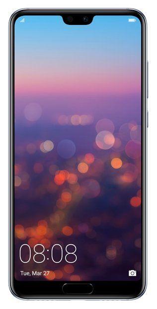 Смартфон Huawei P20 Pro (полночный синий) 51092JKM