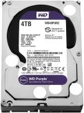 Жесткий диск WD SATA-III 4Tb WD40PURZ Video Purple (5400rpm) 64Mb 3.5""