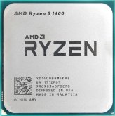 Процессор AMD Ryzen 5 1400 3.2GHz sAM4 OEM