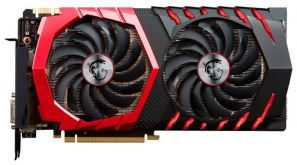 Видеокарта MSI GTX 1070 GAMING 8G, NVIDIA GeForce GTX 1070, 8Gb GDDR5