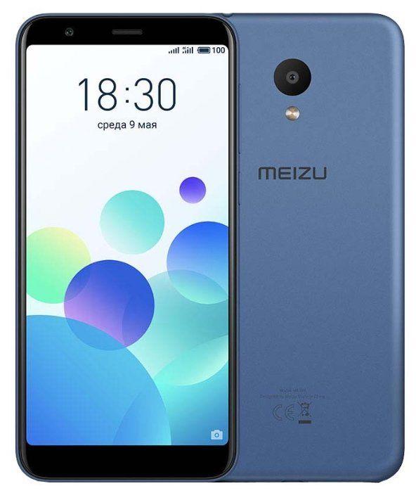 Смартфон Meizu M8c (синий) M810H-16-BL