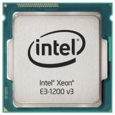 Процессор Intel Socket 1150 Xeon E3-1240v3 (3.40Ghz/8Mb) tray