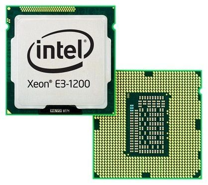 Процессор Intel Socket 1155 Xeon E3-1220v2 (3.10Ghz/8Mb) tray