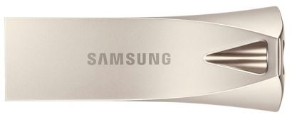 Флешка Samsung BAR Plus 64Gb USB3.1 серебристый
