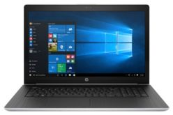 "Ноутбук HP ProBook 470 G5 Core i7 8550U/ 16Gb/ SSD256Gb/ nVidia GeForce 930MX 2Gb/ 17.3""/ UWVA/ FHD (1920x1080)/ Windows 10 Professional 64/ silver/ WiFi/ BT/ Cam"