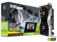 Видеокарта ZOTAC GeForce RTX 2060 SUPER MINI (ZT-T20610E-10M)