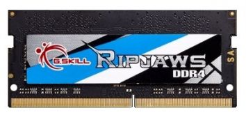 Модуль памяти SO-DIMM DDR4 G.SKILL RIPJAWS 4GB 2400MHz CL16 PC4-19200 1.2V (F4-2400C16S-4GRS)