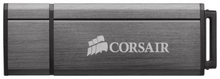 Флешка Corsair 128Gb Voyager GS CMFVYGS3C-128GB USB3.0 серый