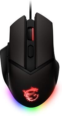 Мышь MSI Clutch GM20 ELITE, Black, USB