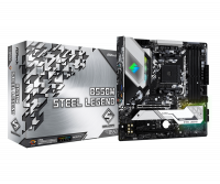 Материнская плата ASRock B550M STEEL LEGEND, AMD B550, sAM4, mATX