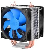 Вентилятор Deepcool ICE BLADE 200M Soc-AMD/1150/1155/1156/2011/ 4pin 18-30dB Al+Cu 130W 390g скоба Dual-90mm-fan RTL