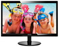 "Монитор Philips 24"" 246V5LSB (00/01) черный"
