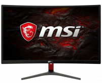 Монитор MSI Optix G24C черный