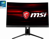 Монитор MSI Optix MAG271CQR черный