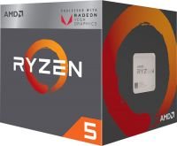 Процессор AMD Ryzen 5 2400G 3.6GHz sAM4 Box